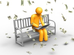 make money with paid private advertising
